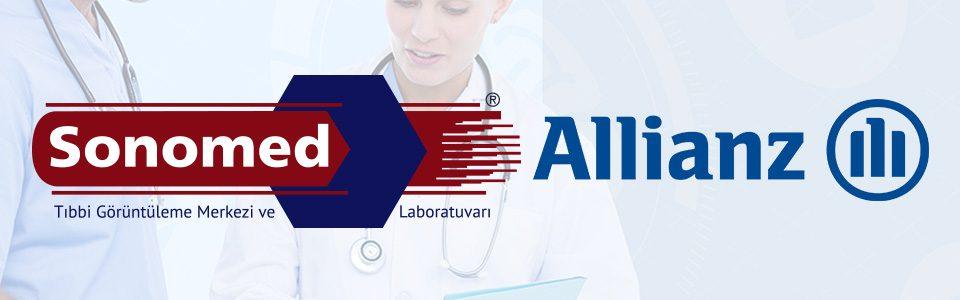 Allianz ve Sonomed Arasındaki Allianz Kazançlı Kurum Anlaşması